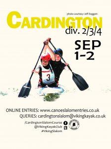 Cardington Slalom Competition Div 2/3/4 @ Cardington Canoe Slalom Course | England | United Kingdom